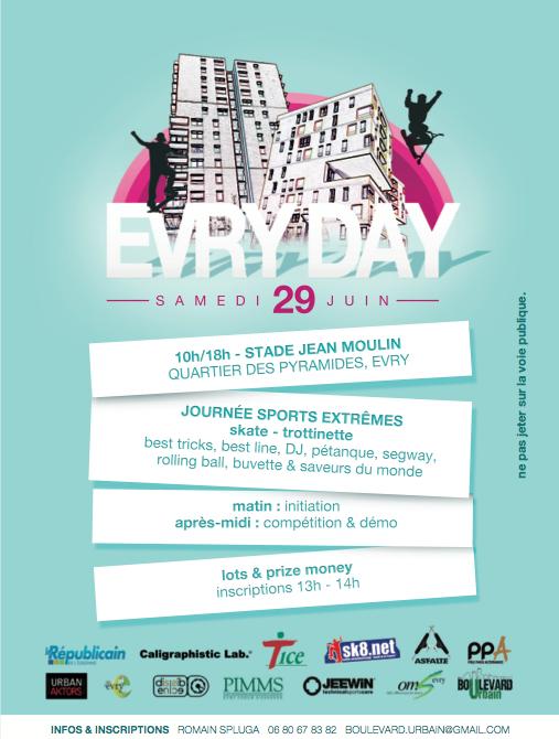 Evry Day curb 29 juin 2013 dans Les Evènements de Boulevard urbain fly-29juin-evry-day-