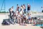 Boulevard Urbain : Stage skate et trottinette