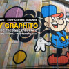 Speedy Graphito : Inauguration de la + grde Fresque d'Europe