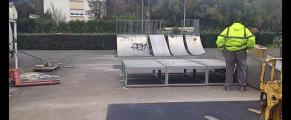 Bures-sur-Yvette : Expertise skatepark suite et fin
